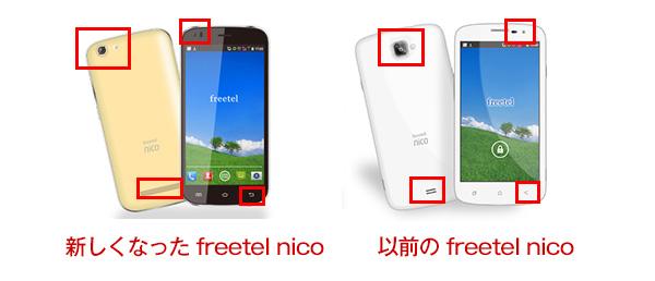 freetel nico